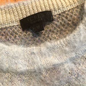 J. Crew Sweaters - J crew collection brushed mohair Mt Rainer sweater
